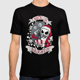 Scary Santa T-shirt
