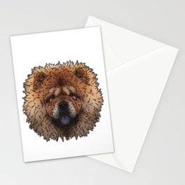 Chow Stationery Cards