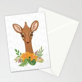 Dik - Dik Baby Antelope Stationery Cards
