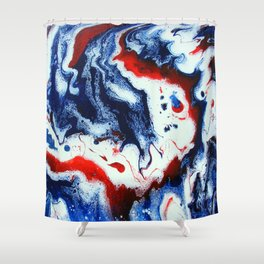 Patriotic 12.2 Shower Curtain