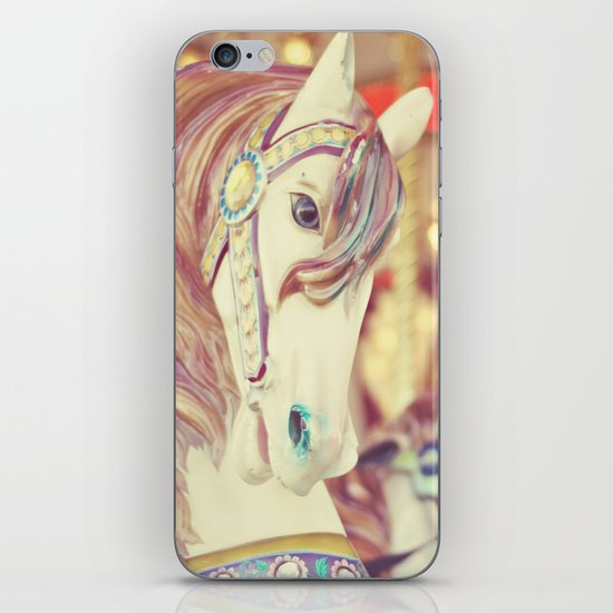 Kid at heart iPhone & iPod Skin