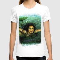 underwater T-shirts featuring Underwater by Brasil Fantástico