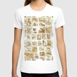 July Animal Art 2018 T-shirt