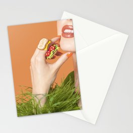 Knuckle Sandwich Stationery Cards