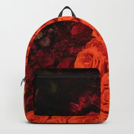 Sunset Roses Backpack