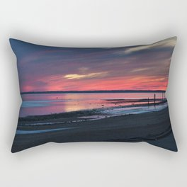 Magic West Coast of Denmark Rectangular Pillow