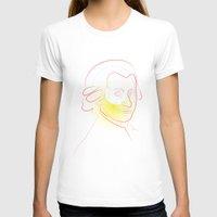 mozart T-shirts featuring Mozart by Raúl Yslas