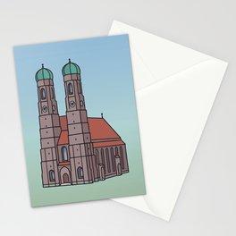 Munich Frauenkirche Stationery Cards