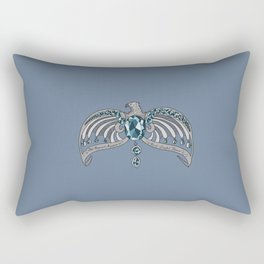 Rowena Ravenclaw's Diadem Rectangular Pillow
