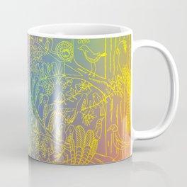 Birdie paradise Coffee Mug
