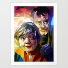 SW#36 Art Print