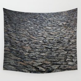 street stones Wall Tapestry