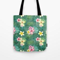 Summer flowers #2 Tote Bag
