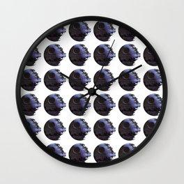 Deathstars Wall Clock
