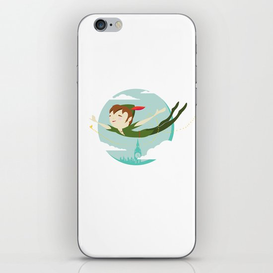 Storybook Pan iPhone & iPod Skin