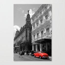 Havana 5 Canvas Print