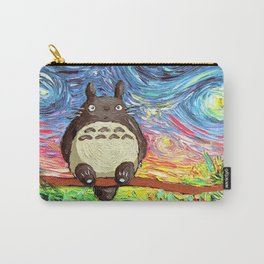Starry Night My Neighbor Carry-All Pouch