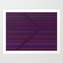 Array N°1 Art Print