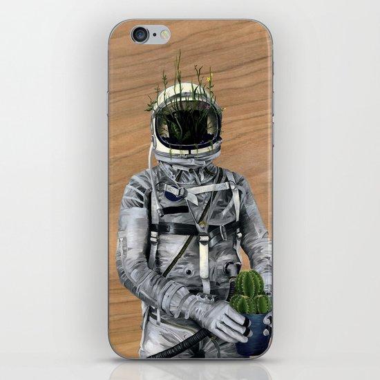 Cacti | Spaceman No:1 iPhone & iPod Skin