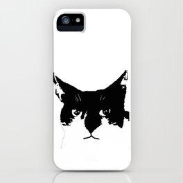 Mr. A Phone Case iPhone Case