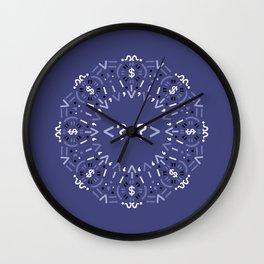 Code Mandala - php Wall Clock