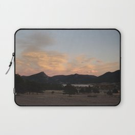 Sunset at the Stanley Laptop Sleeve