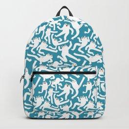 dancing frogs Backpack