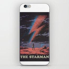 The Starman iPhone Skin