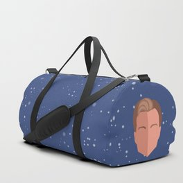 James Tiberius Kirk Duffle Bag