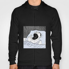 man and the cosmos Hoody