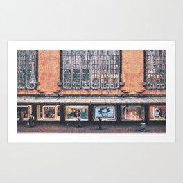 The Hague Art Print