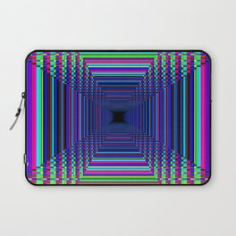 Portal to the Digital Universe Laptop Sleeve