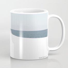Snowy Beach 2015 Coffee Mug