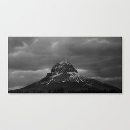 British Columbia Rocky Mountains Canvas Print