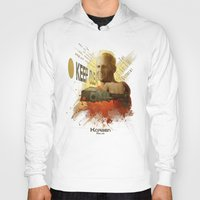 dallas Hoodies featuring Korben Dallas by Digital Theory