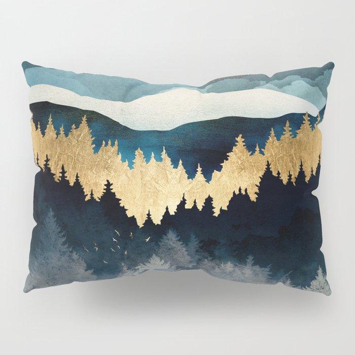 Indigo Night Pillow Sham