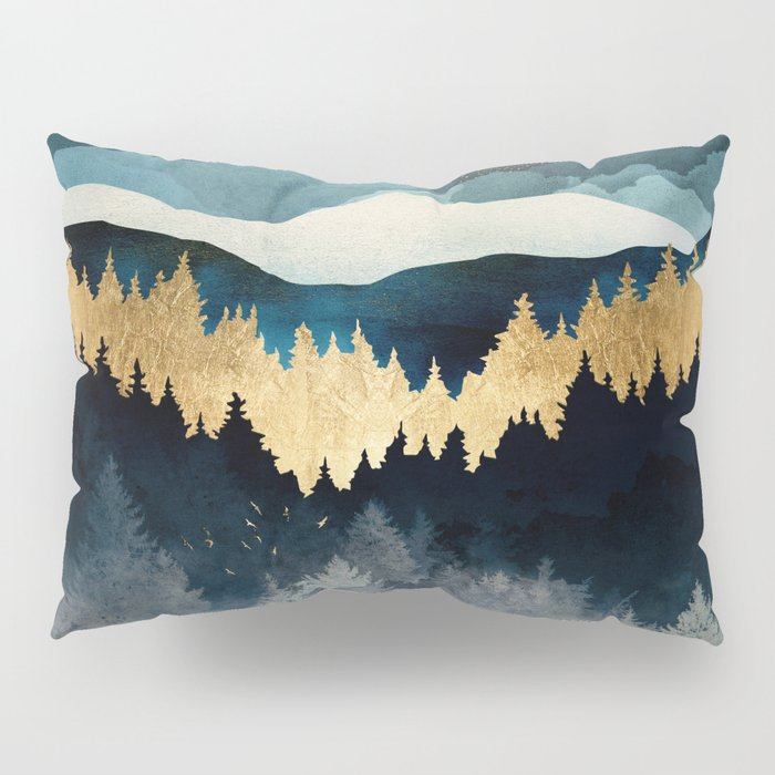 Indigo Night Pillow Sham