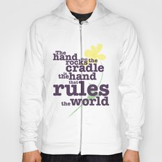 The Hand that Rocks the Cradle (Alternate Version) Hoody