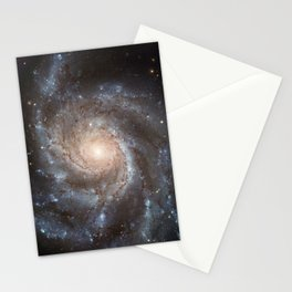Messier 77 Spiral Galaxy  Stationery Cards