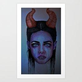 Dragon Tears Art Print
