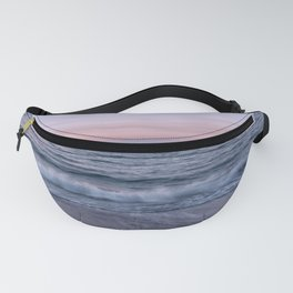 Pastel beach sunset Fanny Pack