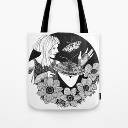 Daydreamer (Aurora Aksnes) Tote Bag