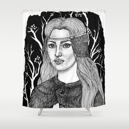 Isolde Shower Curtain