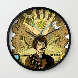 The Sleeper Awakens Wall Clock
