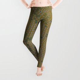 Mosaic -craftsman style Leggings