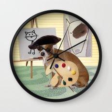 Zee Arteest! Wall Clock