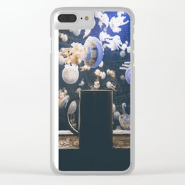 Thru The Window Clear iPhone Case