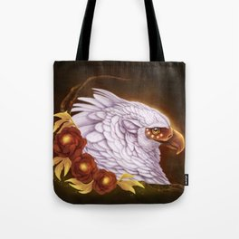 Griffin Queen Tote Bag