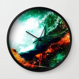 Erica Electra Wall Clock