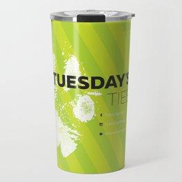 Tuesday's Ties Travel Mug